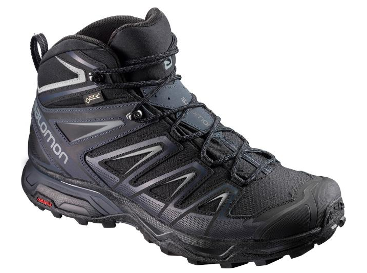 low priced ca43a 44a01 Salomon X Ultra Mid 3 GTX Hiking Boot Review - SportProvement