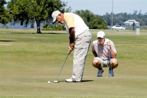 Golf Tip - Work on Your Short Game