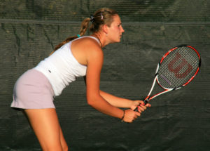 Tennis Tip - Learn the Volley
